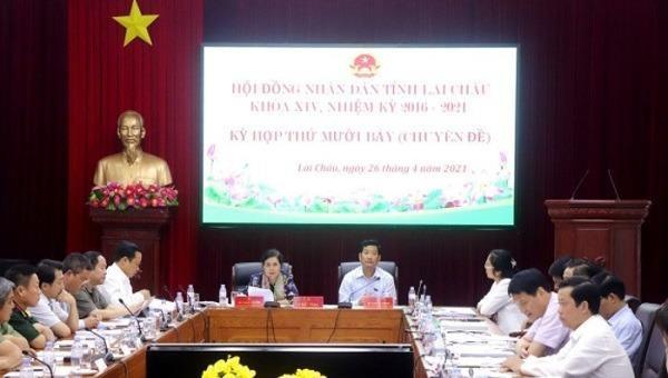 """Trung ương """"rót"""" cho Lai Châu hơn 7.400 tỷ đồng vốn đầu tư công trung hạn giai đoạn 2021-2025"""