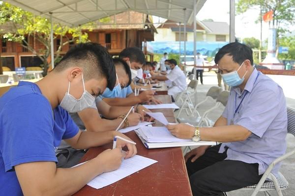 Hà Giang kích hoạt tất cả các chốt kiểm dịch y tế