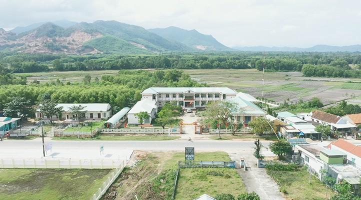 Xã Duy Trung (Quảng Nam) trên đường chuyển mình thành 'phố thị'