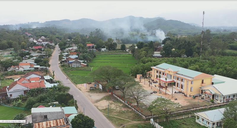 Xã Quế Thuận (Quảng Nam) sắp có cụm công nghiệp rộng hơn 30 ha