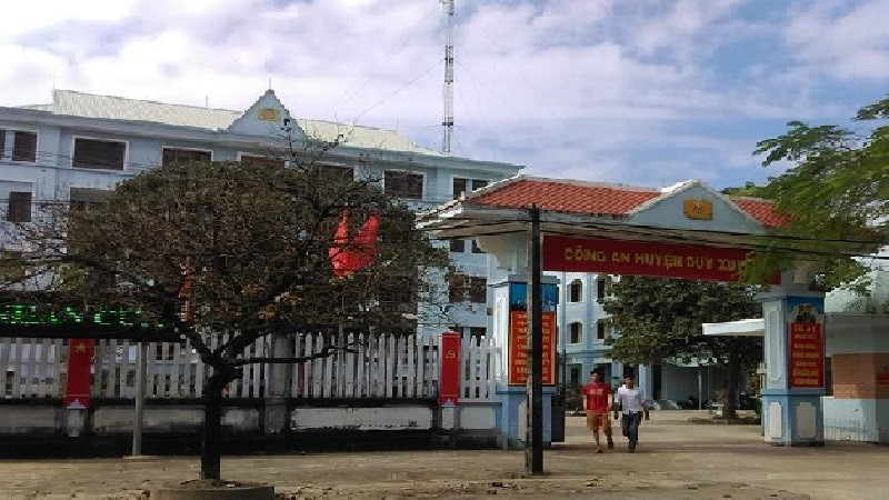 Cao điểm tấn công, trấn áp tội phạm ở Duy Xuyên, Quảng Nam