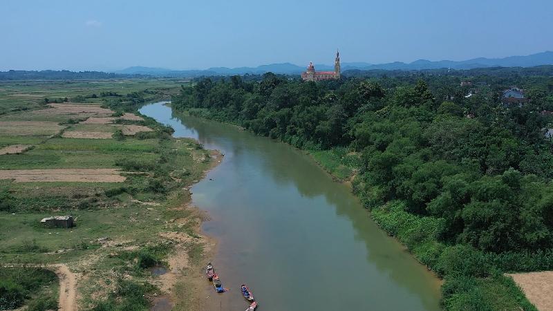 Vì đâu người dân không đồng tình xây dựng kè sông Ngàn Sâu tại Hương Khê?