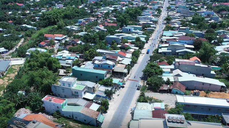 Xã Đại Hiệp hướng tới xây dựng nông thôn mới nâng cao, từng bước hình thành khu đô thị loại V