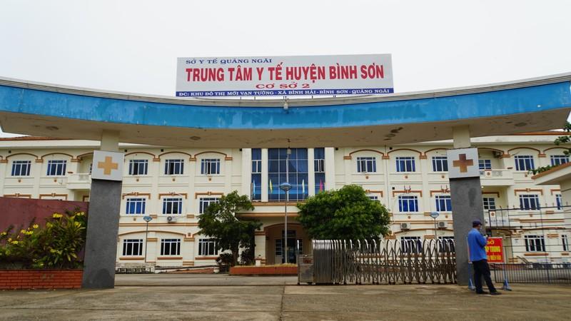 Lịch trình di chuyển bệnh nhân 621 ở Quảng Ngãi khá phức tạp
