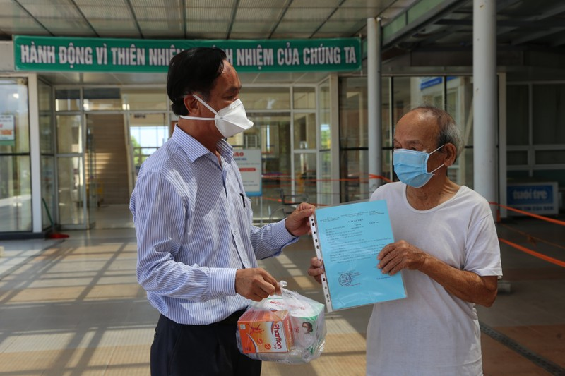 Quảng Nam: 4 bệnh nhân mắc Covid-19 được xuất viện