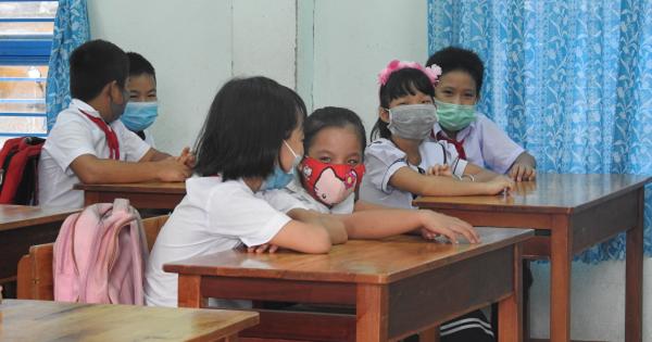 Học sinh Đà Nẵng háo hức ngày đến trường đầu tiên năm học mới