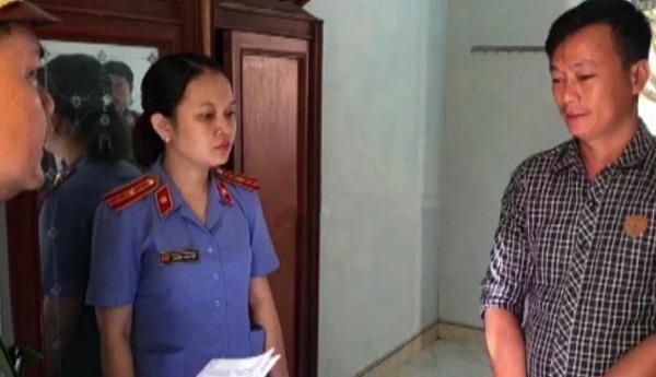 Khởi tố, bắt giam nhân viên công ty dược ở Quảng Ngãi