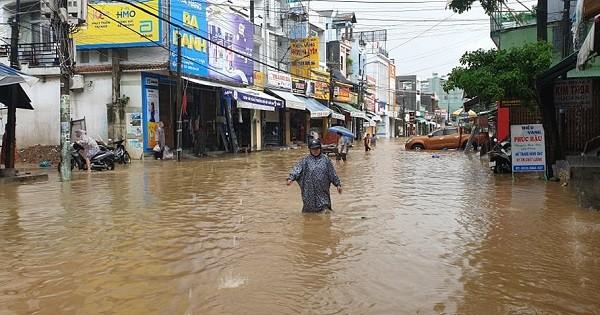 Sơ tán người dân trước 18h hôm nay, tránh lũ lớn ở Quảng Nam