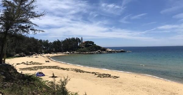 Biển Binh Thuận, huyện Bình Sơn, tỉnh Quảng Ngãi