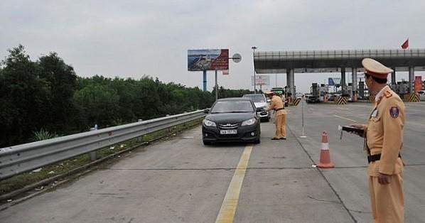 Thời gian thực hiện đợt tổng kiểm tra trên cao tốc Đà Nẵng – Quảng Ngãi là từ 12h00' ngày 11/01/2021 đến 12h00' ngày 18/01/202.