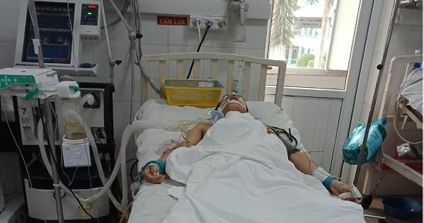 Vụ án mạng  trong quán nhậu Lương Sơn Quán: Sức khỏe hai vợ chồng đã qua cơn nguy kịch