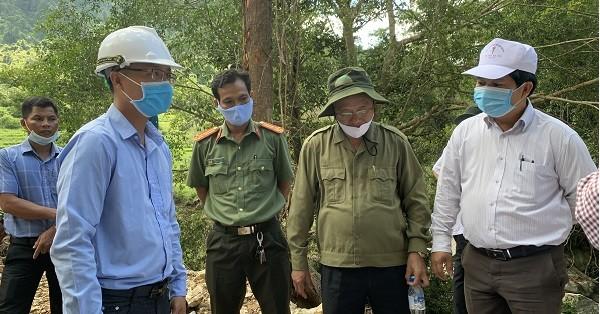 Chủ đầu tư nhận sai khi phá rừng phòng hộ để làm đường thi công vào thủy điện