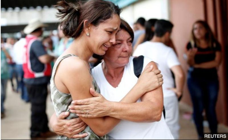 Tăng số người chết, nan giải tìm nạn nhân trong vũng bùn khổng lồ ở Brazil