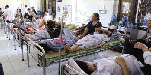 Chi phí giường bệnh sẽ tăng 10.000 - 20.000 đồng/ngày, (Ảnh: nguồn Internet)