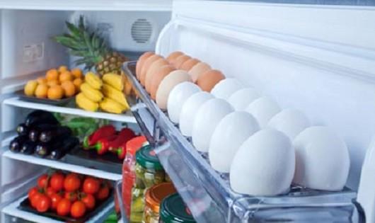 Mẹo bảo quản trứng đúng cách
