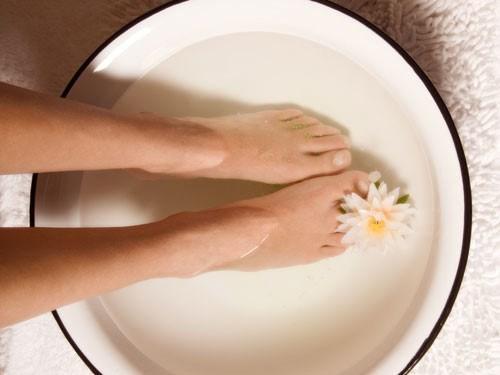 Kết quả hình ảnh cho nước củ cải ngâm chân
