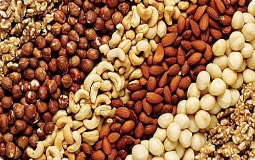 Kết quả hình ảnh cho các loại hạt