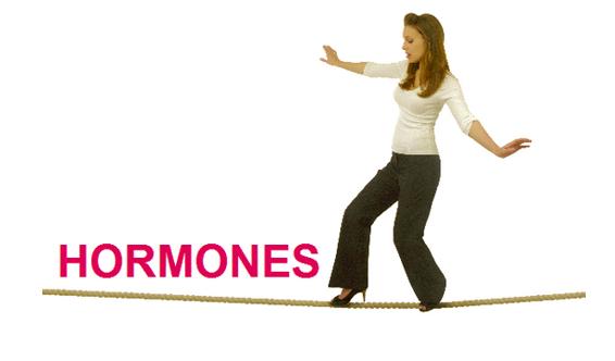 Kết quả hình ảnh cho mất cân bằng hormone nữ
