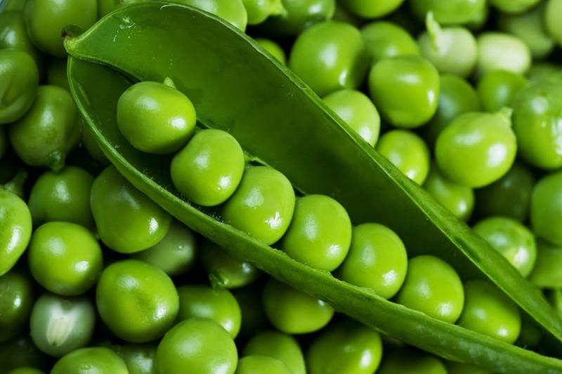 Kết quả hình ảnh cho đậu hà lan và đậu xanh
