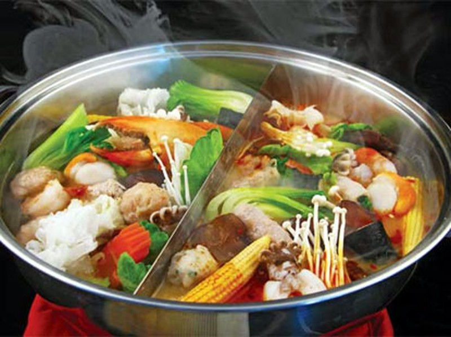 Kết quả hình ảnh cho ăn thức ăn nóng
