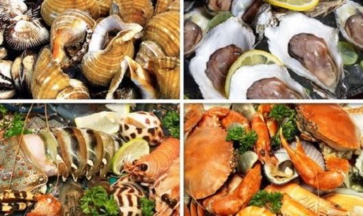 Mẹo hay điều trị tình trạng dị ứng hải sản