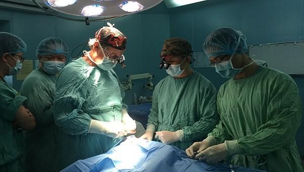 Bệnh viện Trung ương Huế khám và phẫu thuật cho hơn 200 bệnh nhân dị tật bẩm sinh