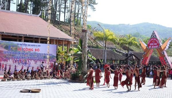 Lễ hội mừng lúa mới đón nhận Di sản văn hóa phi vật thể quốc gia