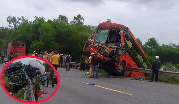 Vụ tai nạn giao thông liên hoàn khiến 7 người bị thương