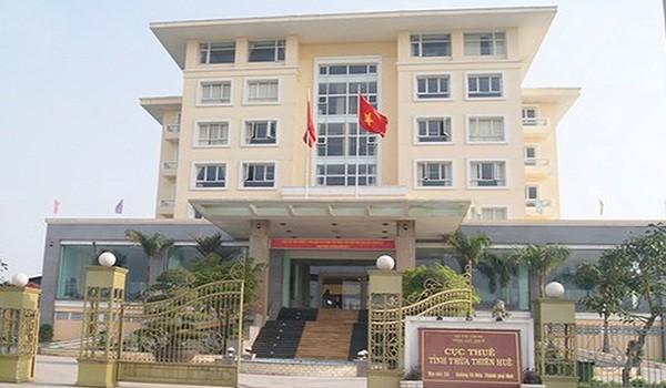 Thu ngân sách Ngành thuế Thừa Thiên Huế năm 2019 đạt 7.911,4 tỷ đồng