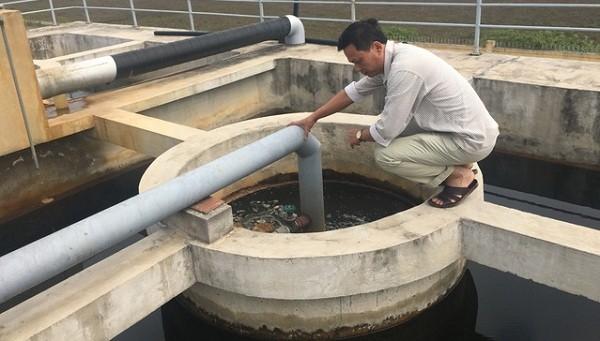 Vụ vỡ ống nước sinh hoạt có màu đục ngầu tại TX. Ba Đồn: Mẫu nước kiểm tra đạt chất lượng