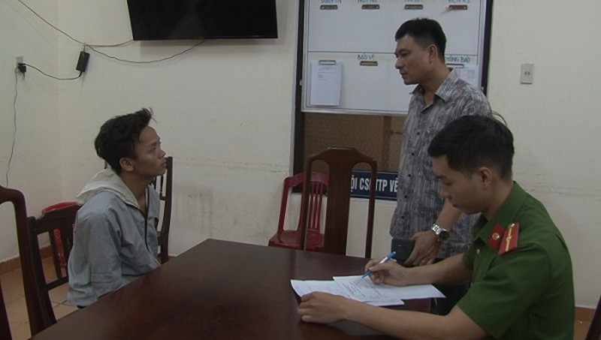 Bắt giam 2 kẻ trộm ở Huế