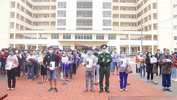 Thừa Thiên Huế: Thêm 338 công dân hoàn thành thời gian cách ly