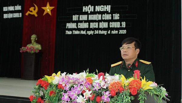 Thừa Thiên Huế sẵn sàng tiếp tục công tác cách ly khi có công dân về từ vùng dịch