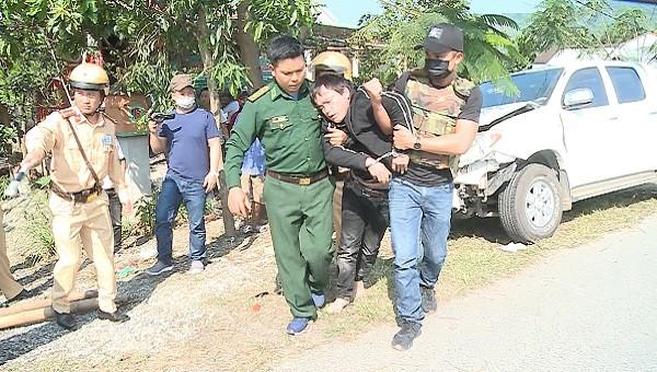 Công an tỉnh Thừa Thiên Huế đấu tranh không khoan nhượng với các loại tội phạm