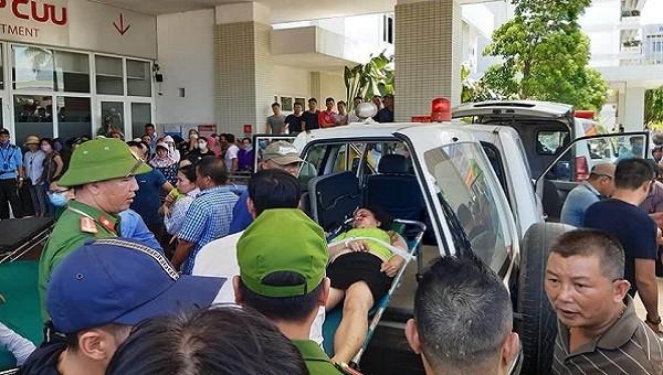 Thông tin mới nhất vụ lật xe khách ở Quảng Bình: Đã có 15 người tử vong