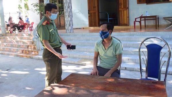 Lật tẩy 'chiêu trò' chở người từ Đà Nẵng về Huế trốn kiểm soát y tế