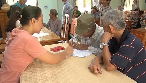 Hỗ trợ hơn 1.700 trường hợp bị ảnh hưởng của Covid-19 tại Quảng Bình
