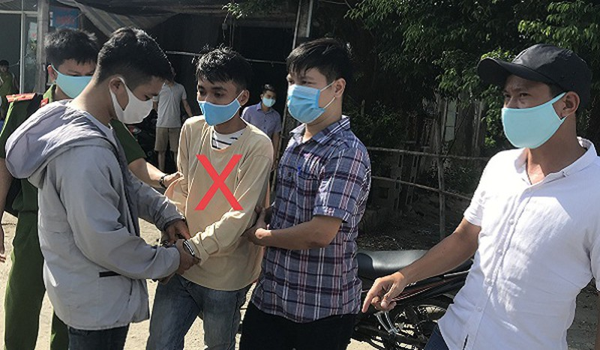 Thanh niên 9x thực hiện 2 vụ cướp giật trong ngày bị bắt giữ