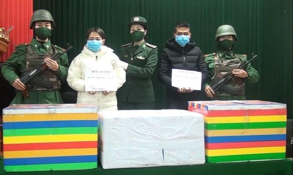 Quảng Bình: Bắt giữ cặp đôi trong đường dây buôn ma túy xuyên quốc gia