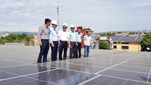 Ngành điện Quảng Bình cũng luôn tạo điều kiện thuận lợi cho đầu tư điện mặt trời mái nhà.