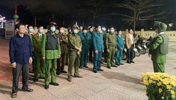 Ban chấp hành Đảng bộ Công an tỉnh Quảng Bình vừa thông qua chủ trương ban hành Nghị quyết về xây dựng đội ngũ cán bộ Công an xã chính quy.
