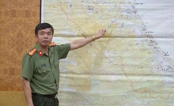 Chỉ đạo của Giám đốc Công an tỉnh Quảng Bình trong đợt cao điểm tấn công trấn áp tội phạm