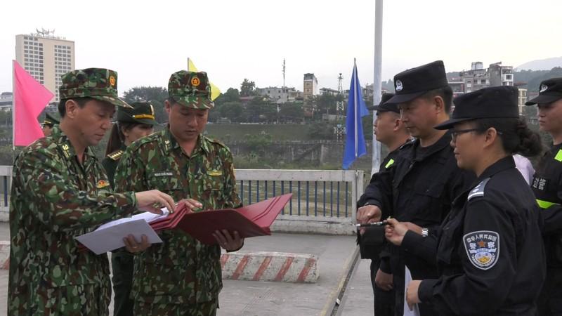 Tăng cường kiểm soát cửa khẩu dịp Hội chợ thương mại quốc tế Việt Nam – Trung Quốc