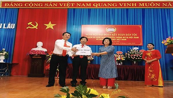 Phú Thọ: TP Việt Trì hưởng ứng ngày Đại đoàn kết toàn dân