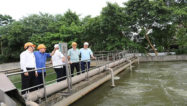 Công ty CP Supe Phốt phát và Hóa chất Lâm Thao: Sản xuất đi đôi với bảo vệ môi trường