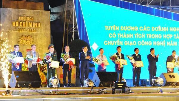 Macca Nutrition Việt Nam tham dự sự kiện TechDemo năm 2019