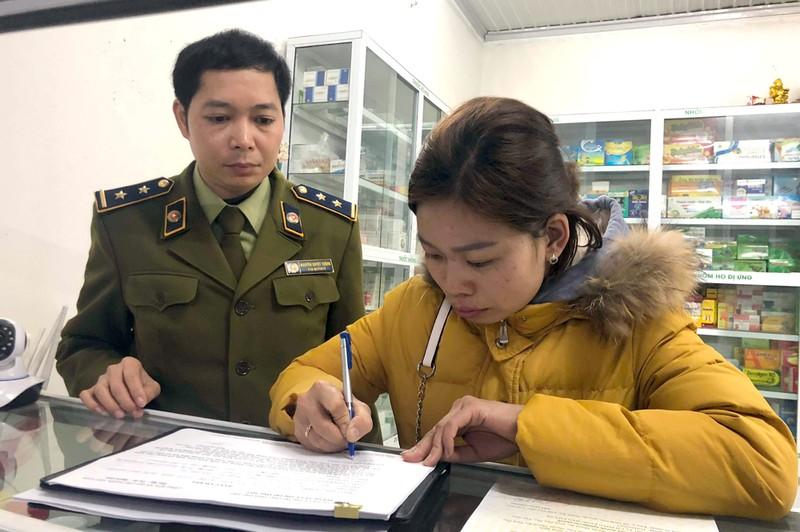 Phú Thọ xử phạt 17 cơ sở kinh doanh thuốc