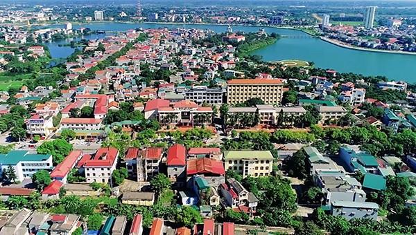 Quy hoạch tỉnh Phú Thọ tầm nhìn đến năm 2050 với hơn 3.500km2