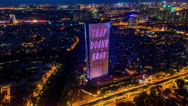 Tháp doanh nhân - Chinh phục khách hàng từ những tiện ích đẳng cấp