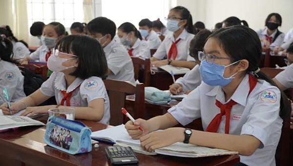 Phú Thọ: Ngày mai học sinh THCS và THPT đi học trở lại